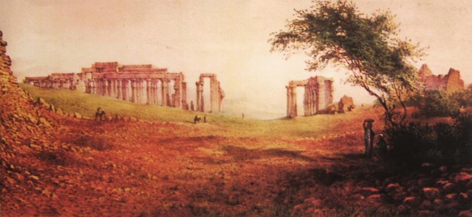 Dessin de Libay. (1861-1862).