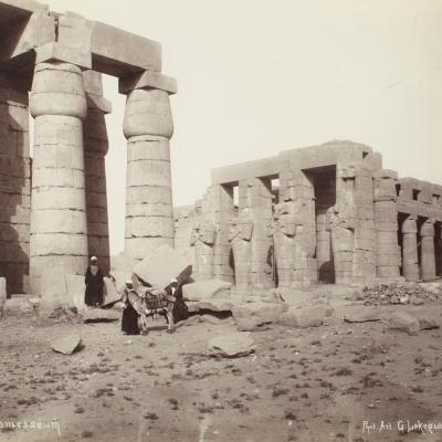 Photo prise entre 1897 et 1908. (Cliché [1024] Gabriel Lekegian et C°).