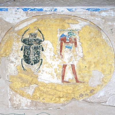 La tombe de Ramsès II