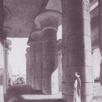 D'après Edward William Lane, Description of Egypt (1824-1825).