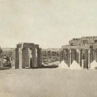 Expédtion d'Egypte, 1799. (Document conservé à la BnF).