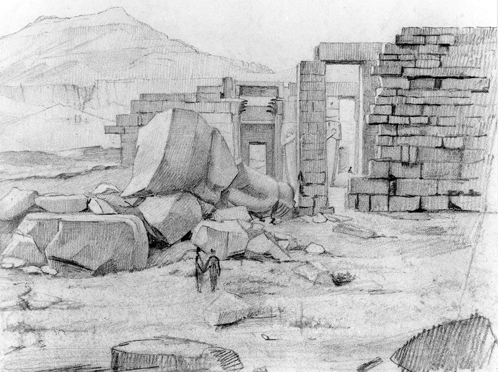 Nestor L'Hôte - 31 mai 1829