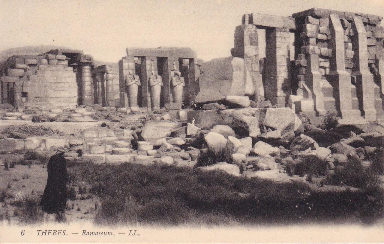 Carte postale de L(éon) et L(évy). (1864-1913).