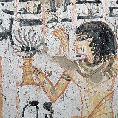 Tombe de Khabekhenet - TT2 - nécropole de Deir el-Medineh