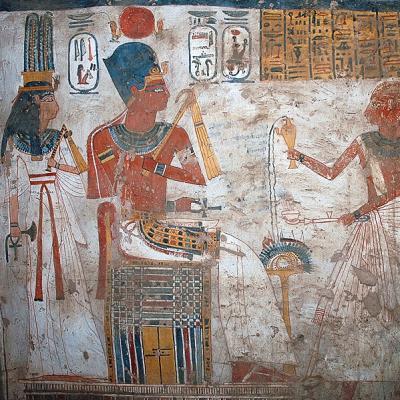 Tombe d'Ameneminet - TT277 - nécropole de Gournet Murraï