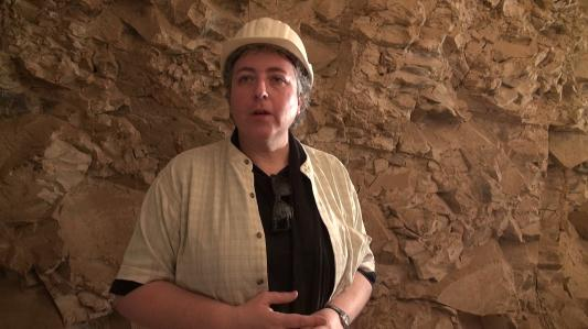 Hélène Guichard -  tombe du Moyen Empire (APO.CN21)
