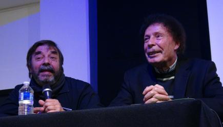 Olivier Vandersleyen et Christian Leblanc