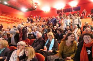La Cigalière, salle de spectacles à Sérignan