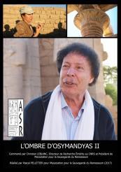 DVD l'ombnre d'Osymandyas II