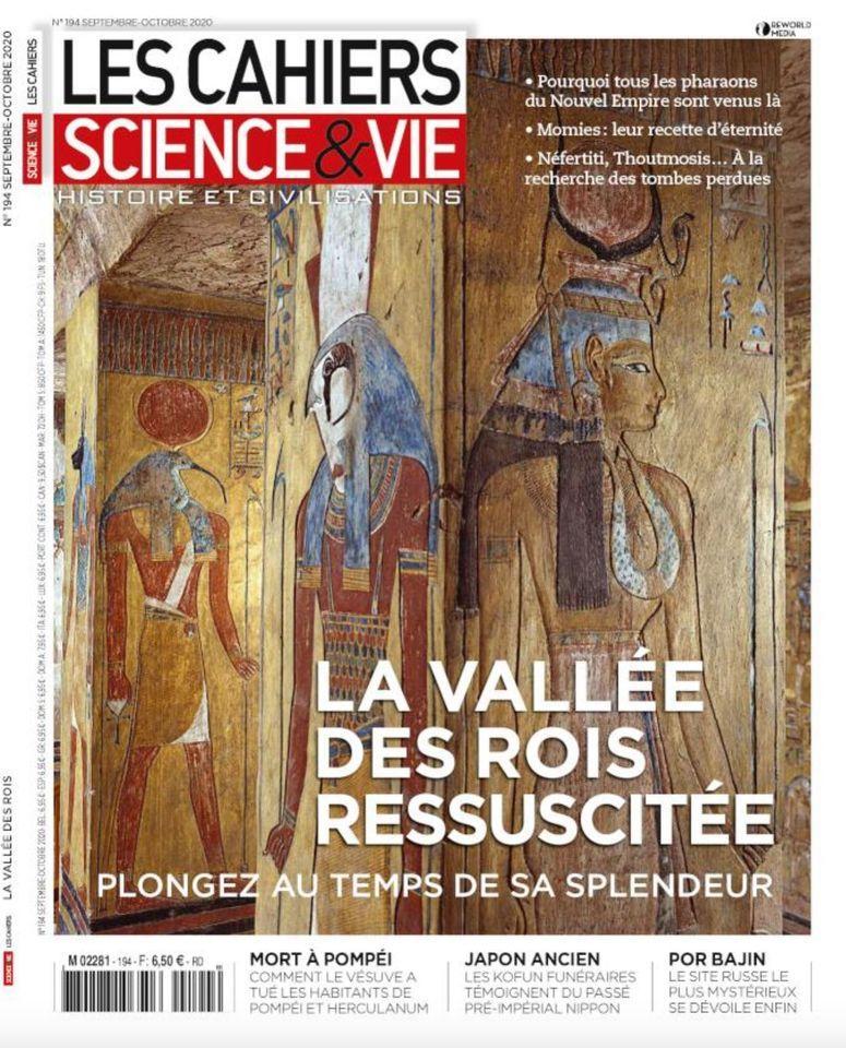 Cahiers science & vie