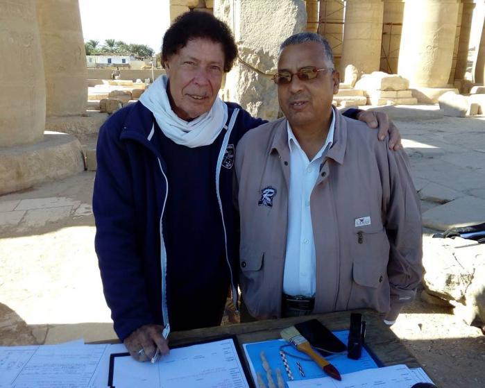 Christian Leblanc et Ramadan Ahmed