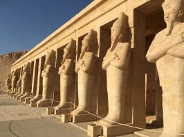 Temple d'Hatshepsout à Deir el-Bahari