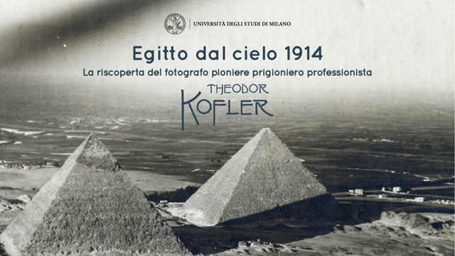 Egitto dal cielo 1914