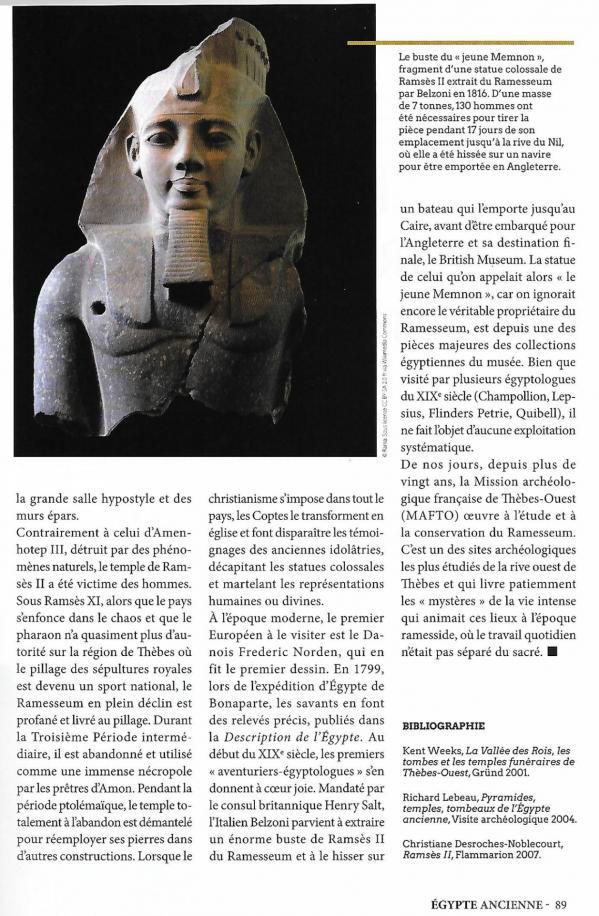 Egypte ancienne n°19