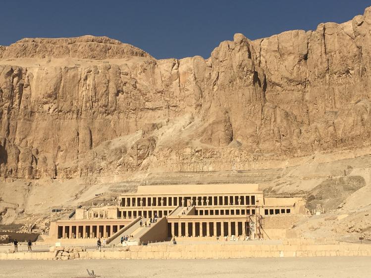 Temple d'Hatschepsout