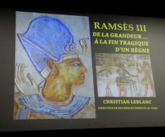Ramsès III : de la grandeur... à la fin tragique d'un règne
