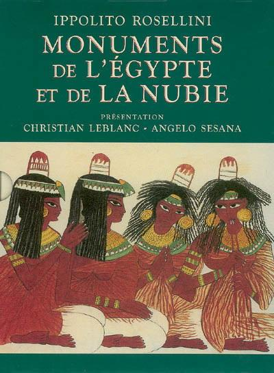 Monuments de l'Égypte et de la Nubie.