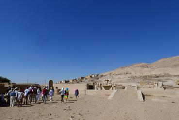 Temple de Merenptah.