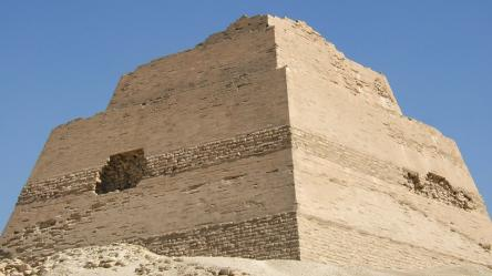 Pyramide de meidoum