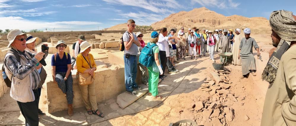Ramesseum - novembre 2018