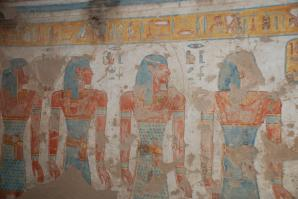 Tombe de la Reine Titi