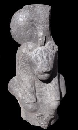 Buste de Sekhmet