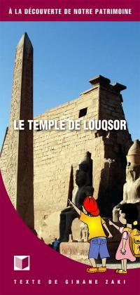 Temple louqsor F