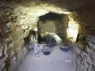 La tombe de Sehetepibrê