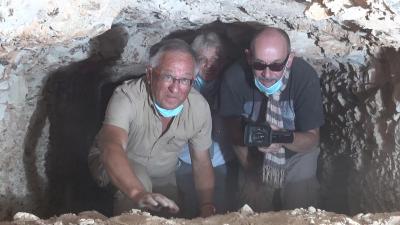 André Macke, Michèle Lhomme, et Pascal Pelletier