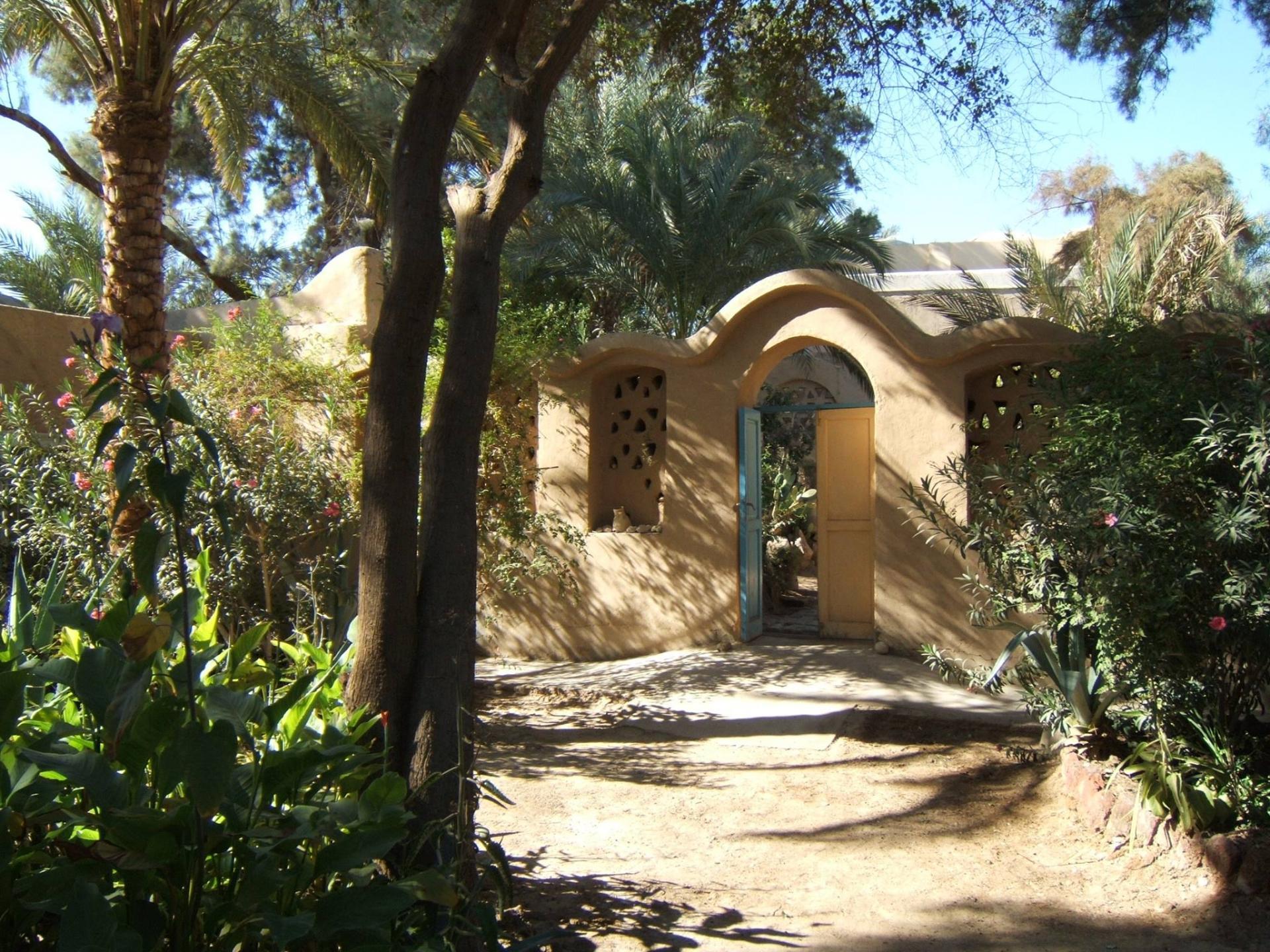 Maison de la mission Française de Malqqata